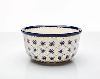 Polish Pottery Boleslawiec, Big Bowl