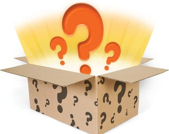 100 dollar value Professional Wrestling Mystery Box