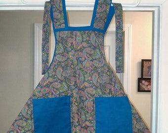 Vintage style apron