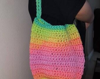 Little girls mermaid bag
