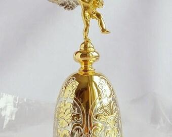 Golden Bell, Bell, Bells, Handmade