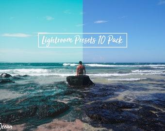connor__henderson Lightroom Presets 10 Pack