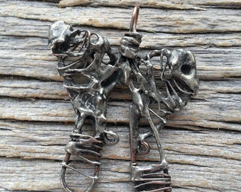 Winged Critter Copper and Lead Free Solder   by Mary Harding