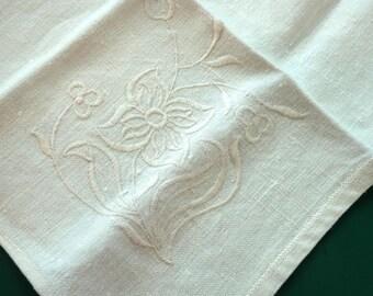 Vintage Hand Made Napkin