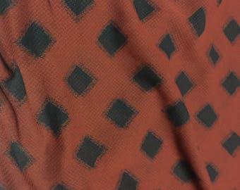 Crepe Chiffon Fabric 2 Yards