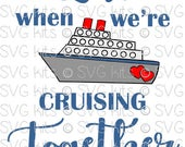 Cruise Ship Digital INSTANT Download SVG file, Cruising, Vacation Going on a Cruise Ship Cut File for Cricut & Silhouette for Vinyl and  HTV