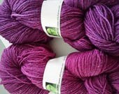 Glam Sock - Wild Plum