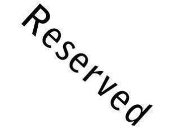 reserved listing for sweetmildred