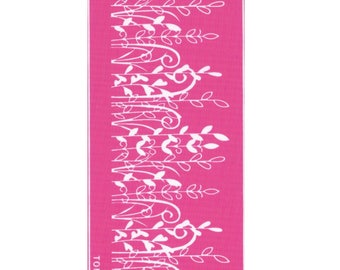 Garden Border Silk Screen New Longer Size