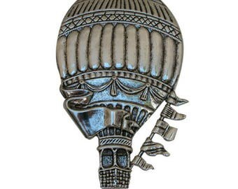 Hot Air Balloon Medallion, XL