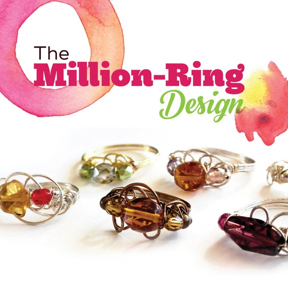 TUTORIAL: The Million Ring Design (Wire-Wrapped Ring Instructions)