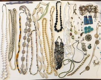 Destash Vintage Jewelry Lot