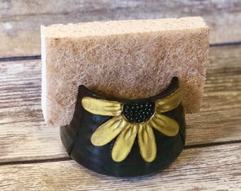 Black Eyed Susan Sponge Holder