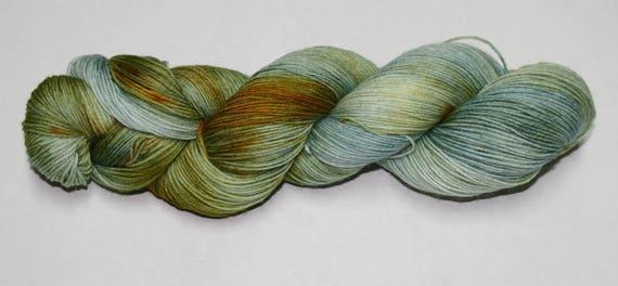 Louise Hand Dyed Sock Yarn