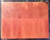 Ready to ship now - Cherry Butcher Block