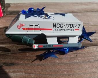 1992 Hallmark Shuttleccraft Galileo ornament