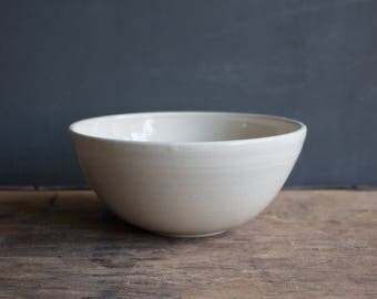 Tamra and Andrew's Wedding Registry: Medium Serving Bowl