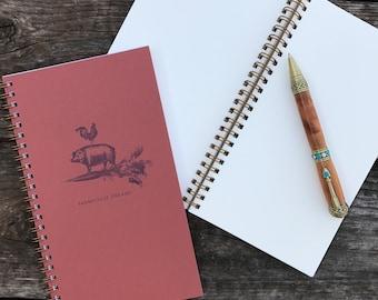 Farmhouse Dreams - Letterpress Journal