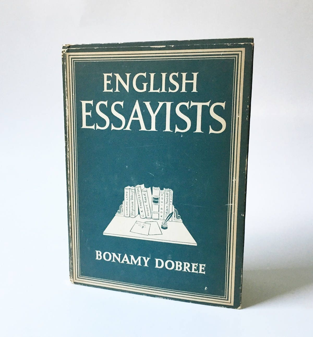 bonamy dobree english essayists Bonamy dobree english essayists bonamy dobree english essayists you can be confident that when you make a purchase through abaaorg, the item is sold by an abaa.