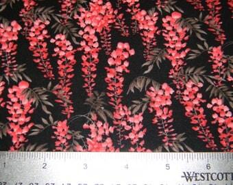 Michiko Asian Print Cotton Fabric by Blank