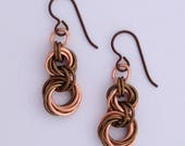Copper and Antiqued Bronz...