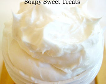 Blueberry Pumpkin Muffin - Whipped Shea Butter - 4 oz. - Free Shipping - Handmade - Body Butter - Pumpkin Scented - Fall - Autumn - Lotion
