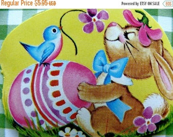 ON SALE Vintage Kitsch Easter Dennison Mixed  Gummed  Seals Last One in this group