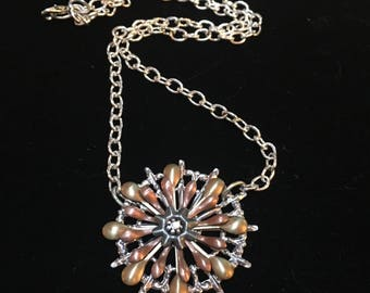 Necklaces Small  Vintage Burst collection