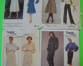 Vogue Sewing Pattern Pack Sale