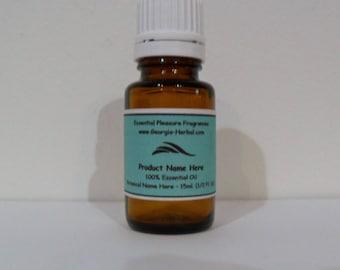 Petitgrain Essential Oil  100% Essential Oil