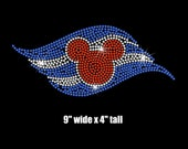 "9"" Disney Cruise Line Logo svg download"