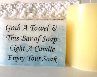 Spa Gift Set, Soap Favors, Unique Soaps, Unusual Soaps, Soap Gifts, Gift Soaps, Wedding Favors, Door Prizes, Party Favors, Spa Basket Add on