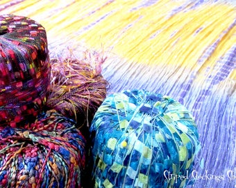 Instant Download Yarn Art Series Number Three - 10x14 inch Photograph {#318}