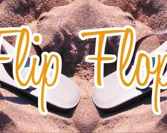 FLIP FLOPS- 5mL Perfume Oil- Limited Edition Summer