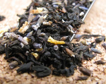 Organic Lavender Earl Grey (loose tea)