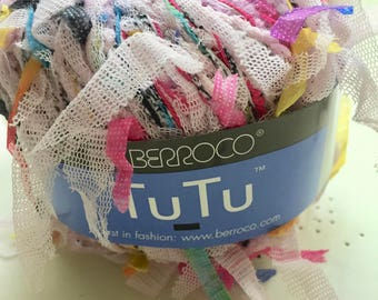 Berroco TuTu Yarn, Delicate, Fluffy and Scrumptious