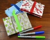 Stretchy binder band for index card binders, lots of colors to choose, for 3 x 5 or 4 x 6 free shipping with index card binder purchase