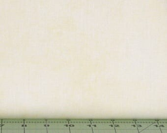 Very Light Gold Tone-on-Tone Cotton Quilt Fabric Blender, Row by Row Experience Palette, Maywood Studio Shadow Play, MAS513-W, Fat Quarter