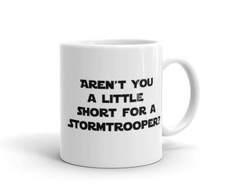 Star Wars: Aren't You A Little Short Mug