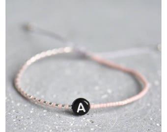 Name Bracelet / Bracelet / friendship bracelet / bridesmade gift