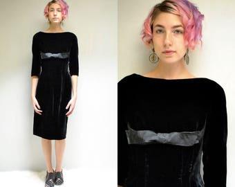 Evening Sexy Dress  // Sexy Pencil Dress  // Velvet Wiggle Dress  // Long Sleeve Velvet  Dress  // Cocktail Velvet Dress // THE PUSSYCAT