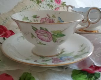 Antique Tea Cup Etsy