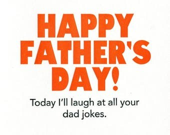 Dad Jokes Father's Day
