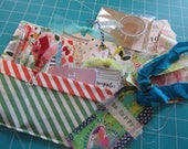 Special Edition Pretty Pockets Ships FREE Floral Stripes