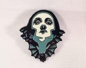 Daughter of Dracula enamel pin