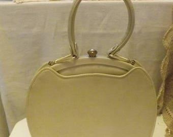 Vintage Ivory/ Off White  Ladies Handbag
