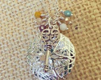 diffuser necklace-diffuser locket-essential oil jewelry-essential oil diffuser-diffuser jewelry-locket diffuser-aromatherapy jewelry