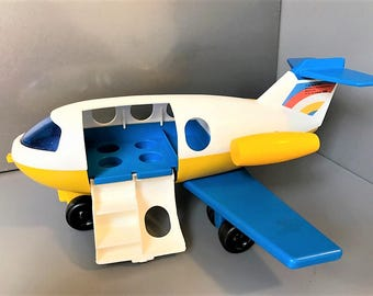 Awesome Vintage Fisher Price Airplane