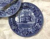 Antique Historica Plate W...