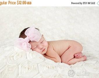 12% off newborn baby, adult headband, baby hair bows, baby pink headband